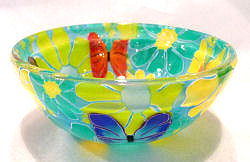 Butterfly Small Bowl